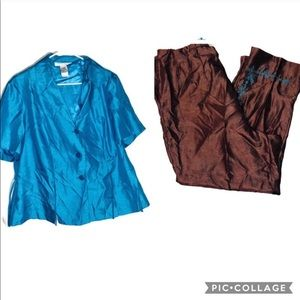 Prophecy outfit size 16WShirt and pants